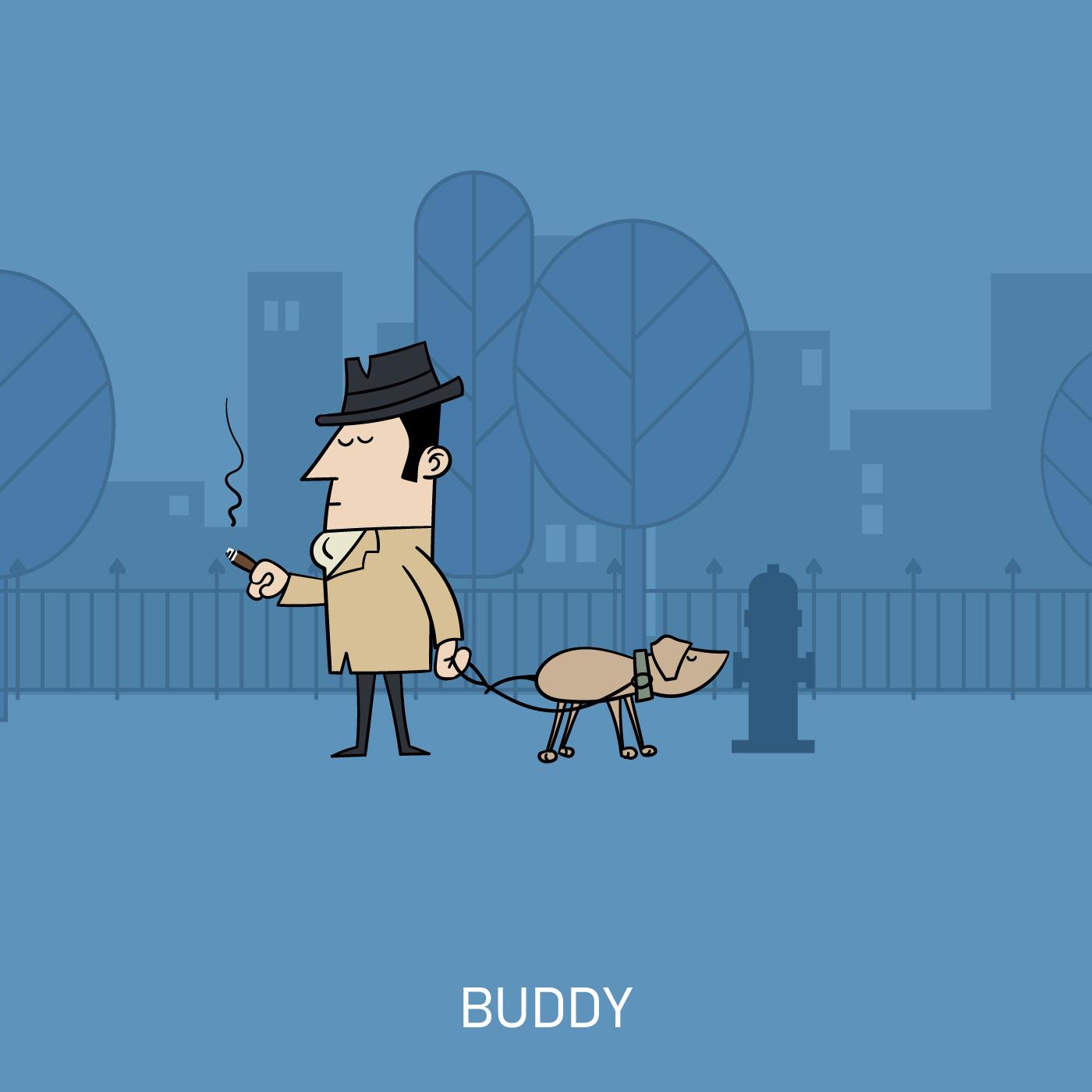 Vectober Buddy
